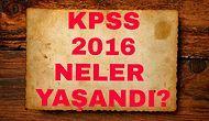 Bir Öğretmen Adayı Olarak 2016'da Kpss'ye Keşke Girmeseydim Dedirten Akılalmaz 10 Olay