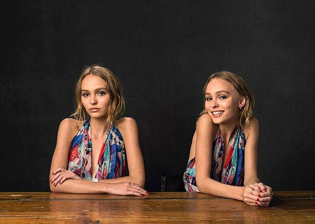 20. Lily-Rose Melody Depp