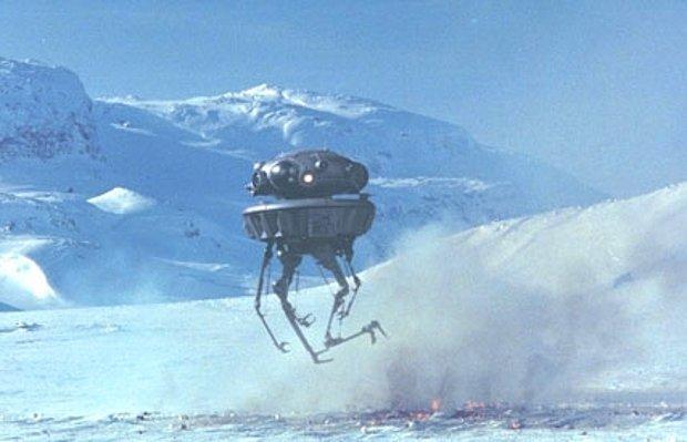 Keşif Robotu