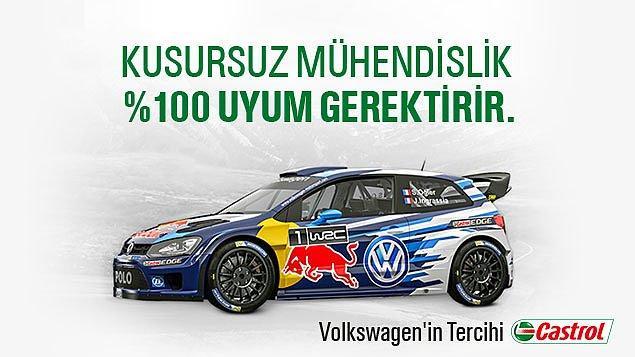 Dünya Ralli Şampiyonası'nda 4 yıldır şampiyon olan Volkswagen Motorsport takımı bu yola kimlerle çıkacağını iyi biliyor!