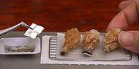 Mini Malzemelerle Yılbaşı Tavuğu Yapan Yetenekli Aşçı
