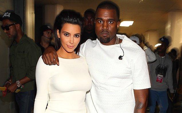 14. Son dönemlerde Kim Kardashian ile evliliği sallantıda olan Kanye West'in seks kasetini sızdırmakla tehdit eden bir akrabasına 250 bin Dolar ödediği ortaya çıktı.
