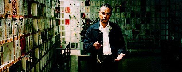 25. Hak se wui yi wo wai kwai / Seçim 2 (2006) | IMDB: 7,4
