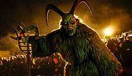 Tüm Sene Boyunca Kötülük Yaptıysanız Sizi de Ziyaret Edecek Olan Canavar: Krampus