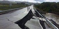 Şili'de 7,7 Büyüklüğünde Deprem