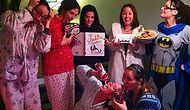 Seksi Geceliklerin Değil Polar Pijamaların ve Pofuduk Terliklerin Hastası Olan Kızların 15 Özelliği