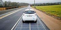 Temiz Enerjide Dev Adım: Dünyanın İlk 'Elektrik Üreten Yolu' Trafiğe Açıldı
