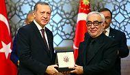 Cumhurbaşkanlığı Ödülü'nü 'Toplumsal Barışa' Adayan Şener Şen Sosyal Medyanın Gündeminde