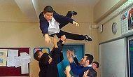 Haylazlığın Zirvesindeki Liselilerden Sanat Niteliğinde 17 Sayko Fotoğraf