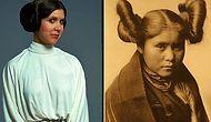 Prenses Leia'nın Saç Stilinin Nereden Geldiğini Merak Ediyor musunuz?