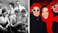1900'lerden Günümüze Yılbaşı Gecesini ve Modasını Gösteren 12 Fotoğraf