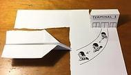 Kağıtları Yırtarak Çizimlerine Üç Boyut Değil Adeta Can Katan Sanatçıdan 21 Çalışma