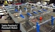 Saniyede 300 Kare Fotoğraf Çekerek Langırt Oynayan Robot