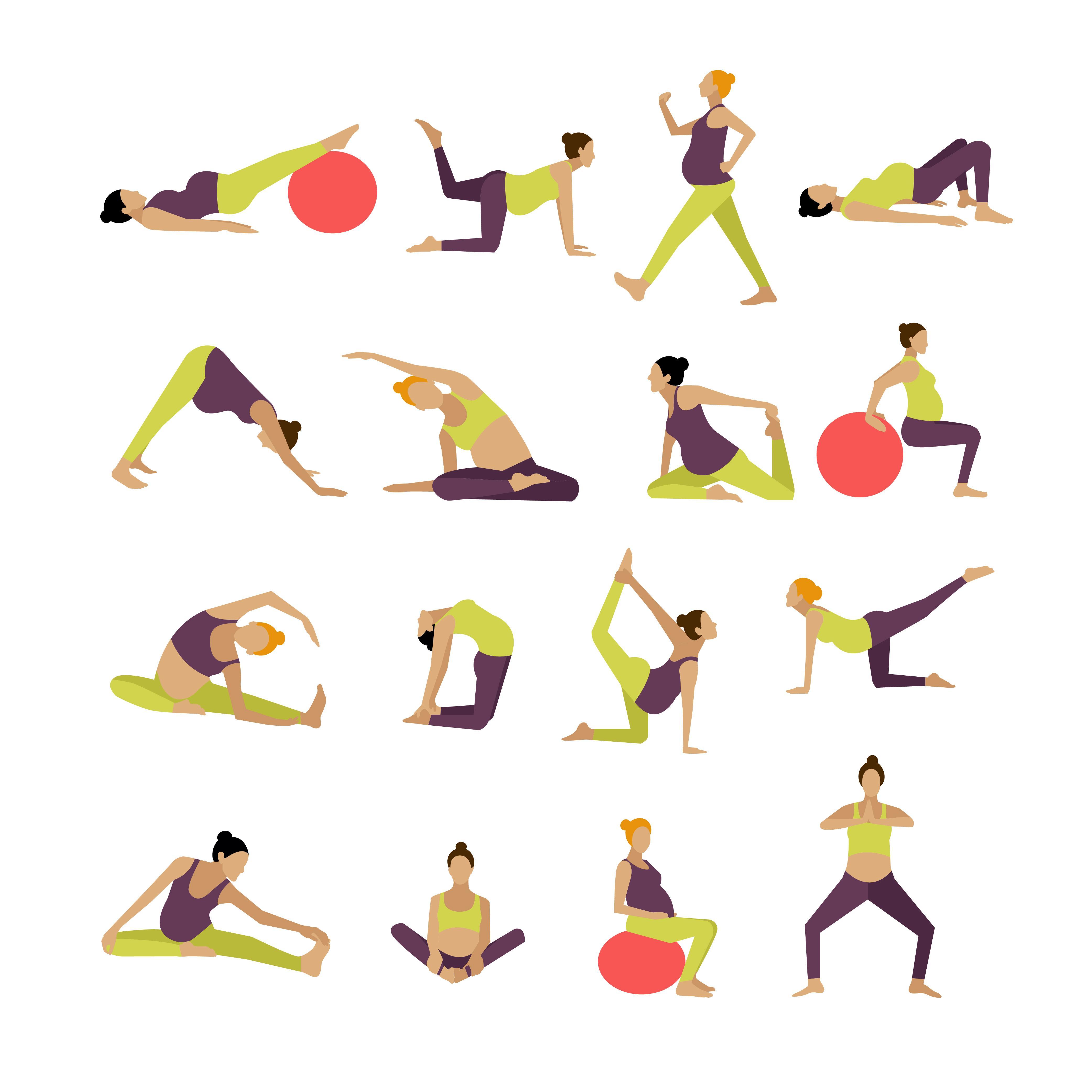 Balance Ball Exercises For Pregnancy: Gebelik, Egzersiz Yapmanıza Engel Değil! İşte Gebeler İçin