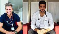 Her Gün Hasta Olup Kapısına Dayanmak İsteyeceğiniz 14 Yakışıklı Türk Doktor