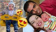 Seni Seviyorum Anne! Alnında Kalp Şeklinde Doğum Lekesiyle Doğan Çınar Bebek