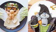 Oğluna Hem Sağlıklı Hem de Eğlenceli Yemekler Hazırlayan Anneden 19 Süpersonik Öğün!