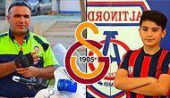 Fethi Sekin'in Futbolcu Oğluna Galatasaray Kapılarını Açtı ve Tüm Türkiye'ye Söz Verdi