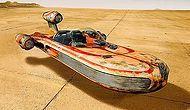 Dakar Rallisinde Tozu Değil Buzu Dumana Katacak 5 Star Wars Aracı