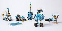 LEGO'dan Kod Yazmayı Sevdirecek Muhteşem Bir Robot Seti: Boost