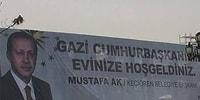 Keçiören Belediyesi'nin 'Gazi Cumhurbaşkanımız' Afişi Sosyal Medyanın Gündeminde