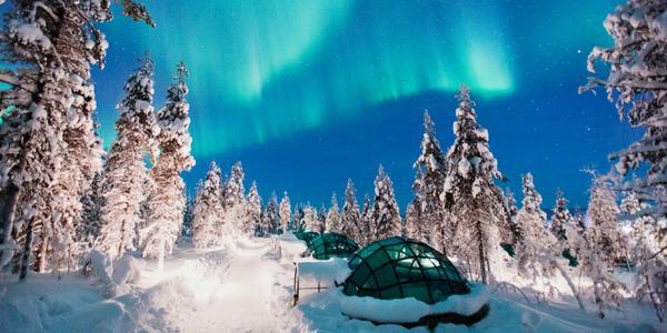 Kar Manzarasının En Güzel Halini Yansıtan Kış Mimarisinin 17 Mükemmel Örneği
