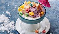 Bu Aralar Kardan Bol Bir Şey Yok! İşte Kar Kullanılarak Yapılan 12 Fantastik Yiyecek