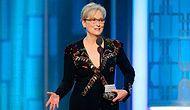Meryl Streep'in Altın Küre'deki Cesur ve Eleştirel Konuşması Herkesi Ayakta Alkışlattı