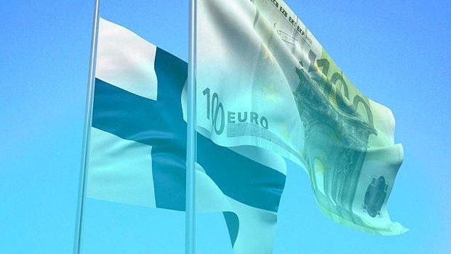 Finlandiya, temel gelir sisteminin sınırlı bir sayıda olsa da hayata geçtiği ilk ülke olacak.