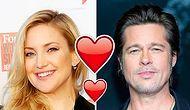 2017'nin İlk Bomba Dedikodusuna Hazır Olun: Brad Pitt ile Kate Hudson Aşk mı Yaşıyor?