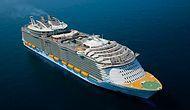 Lüksün de Lüksü Dünyanın En Büyük Yolcu Gemisi Harmony of the Seas'den 22 Kare
