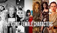 Sinema Tarihinin İkonik 150 Kadın Karakteri Tek Videoda!