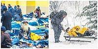 Bir Gazeteci 2 Gün Sokaktaydı: Soğuk Havalarda Evsizler Neler Yaşıyor?
