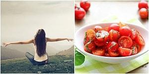 Ruh Haline İyi Gelip Seni Huzura Kavuşturacak Antidepresan Niyetine 13 Yiyecek