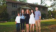 Sadece İnternetten İzlediği Videolarla 4 Çocuğu ve Kendisi İçin Bir Ev İnşa Eden Anne Gibi Anne