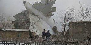 Türk Kargo Uçağı Bişkek'te Yerleşim Yerine Düştü: İlk Belirlemelere Göre 30'dan Fazla Can Kaybı