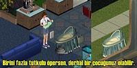 Sims Oynayarak Çocukluğunu Hatta Gençliğini Heder Edenlerin Bildiği 19 Absürt Durum