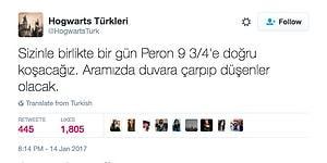 Harry Potter Hayranlığını Mizahla Harmanlayan Hogwarts Türkleri Hesabından 15 Paylaşım