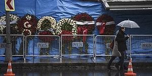 Reina Saldırısından Yeni Görüntüler: Teröristin Elinde Flashbang'in Patladığı Anlar Kamerada