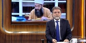 Cübbeli Ahmet Hocadan Ahmet Hakan'a Cevap: Reytinglerin Düştü Diye Beni Reyting Malzemesi Yapma!