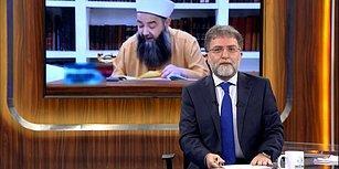 Cübbeli Ahmet ile Ahmet Hakan Arasındaki 'Protez Kol' Atışması: 'Senin Öptüklerin Ne Olacak?'