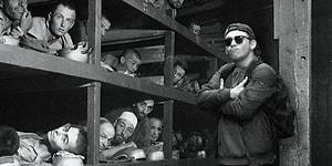 Holokost Anıtı'nda Çekilip Toplama Kamplarına Montajlanmış Tüyler Ürpertici 11 Fotoğraf!