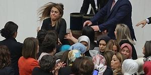 Meclis'te Kadın Vekiller Birbirine Girdi! Pavey, Buldan ve Enç Hastaneye Kaldırıldı