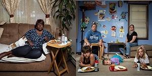 Amerika'da Yemek Vaktinin Nasıl Olduğunu Gösteren 36 Fotoğraf