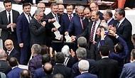 Bütün Maddeler Oylandı: Meclis 'Referandum' Dedi...
