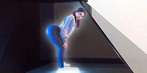"""Teknoloji ve Porno El Ele: Teknolojinin Son Sürprizi """"Hologram"""" Porno Dönemi Başlıyor!"""