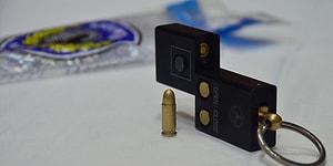 Ankara'da Anahtarlık Görünümlü Suikast Silahı Ele Geçirildi!