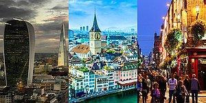 Yüksek Refah Seviyesine Rağmen Yaşamanın Fena El Yaktığı En Pahalı 11 Avrupa Şehri