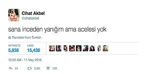 Twitter Efsanelerinden Cihat Akbel'den Sabah Akşam RTlenesi 27 Tweet