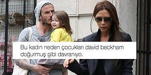Dünyanın En Karizmatik ve Seksi Erkeği David Beckham'ı Mizahına Alet Eden 15 Kişi